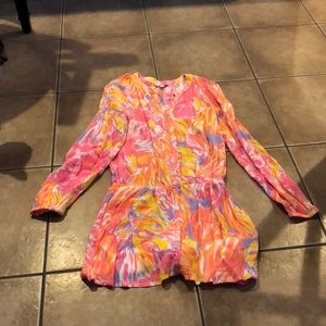 Lilly Pulitzer Romper XS